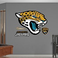 Fathead Jacksonville Jaguars Logo Wall Decals