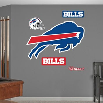 Fathead Buffalo Bills Logo Wall Decals