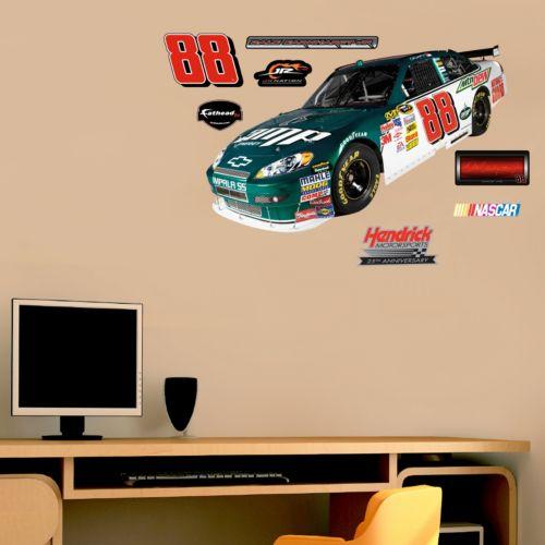 Fathead Jr. Dale Earnhardt Jr. Wall Decals