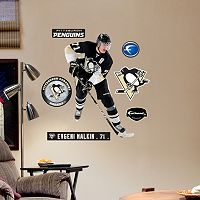 Fathead Jr. Pittsburgh Penguins Evgeni Malkin Wall Decals