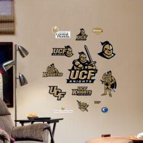 Fathead UCF Knights Team Logo Assortment Wall Decals
