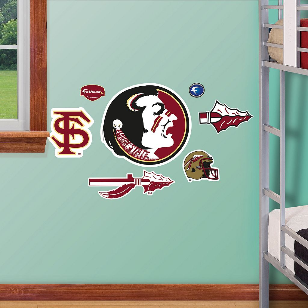 Fathead Florida State Seminoles Team Logo Assortment Wall Decals