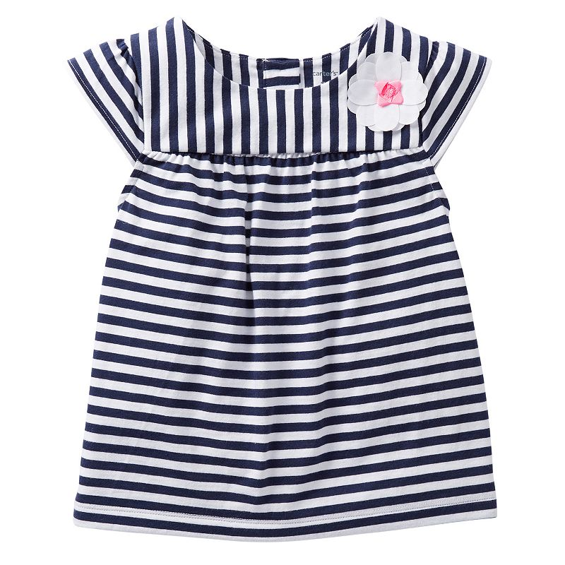Carter's Striped Top - Toddler (Other Clrs)