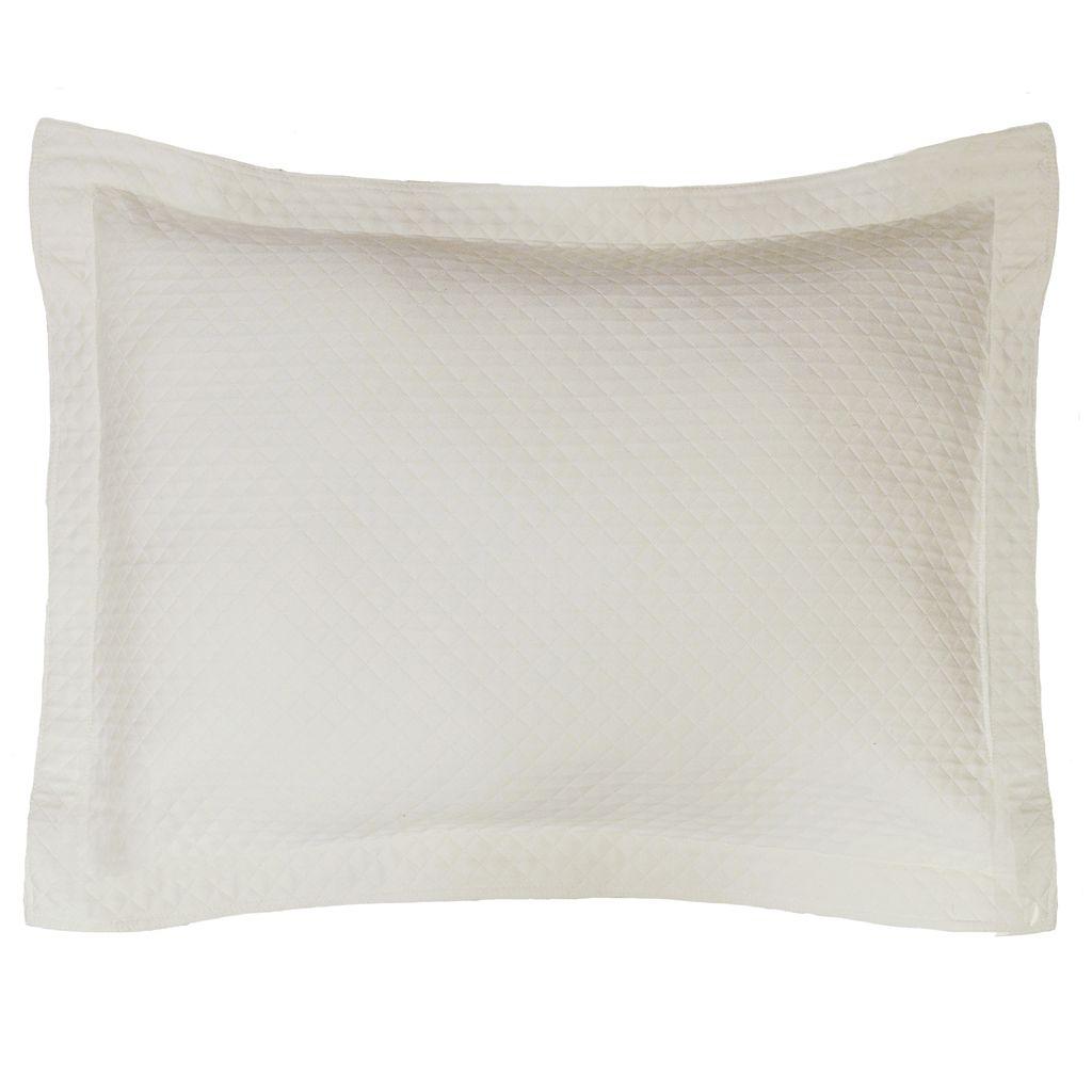 Diamond Matelasse Sham - Standard