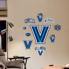 Fathead Villanova Wildcats Team Logo Assortment Wall Decals