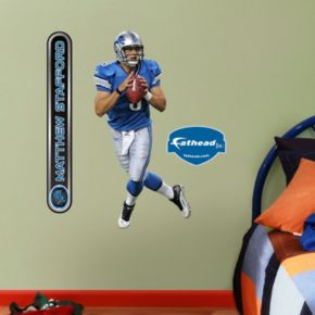 Fathead Jr. Detroit Lions Matthew Stafford Wall Decals
