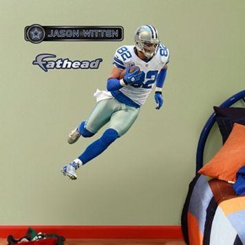 Fathead Jr. Dallas Cowboys Jason Witten Wall Decals