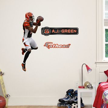 Fathead Jr. Cincinnati Bengals A.J. Green Wall Decals