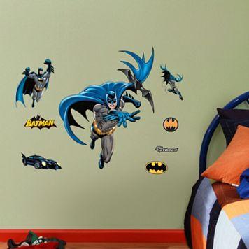Fathead Jr. Batman Wall Decals