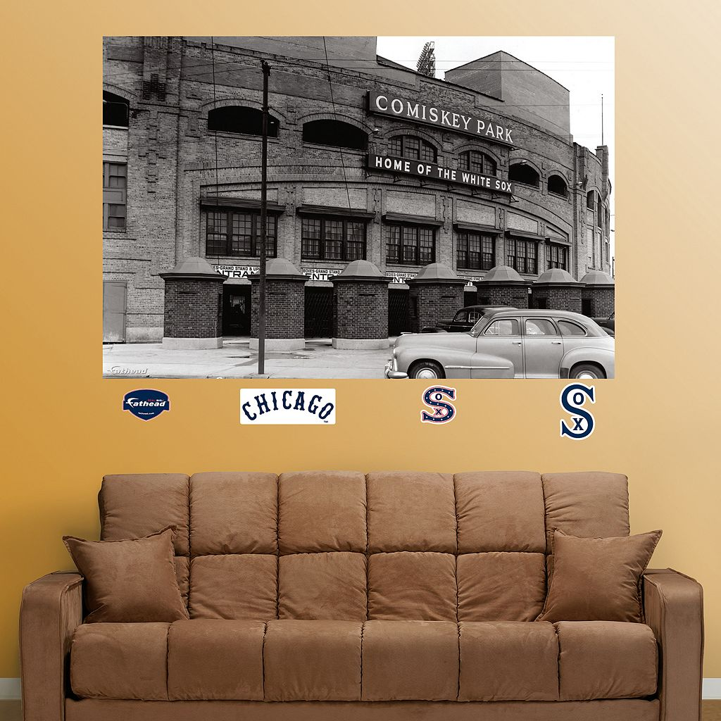 Fathead Chicago White Sox Stadium Mural Wall Decals