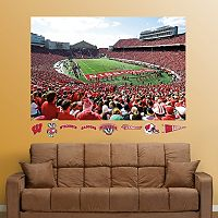 Fathead Wisconsin Badgers Camp Randall Stadium Wall Decals