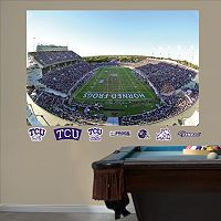 Fathead TCU Horned Frogs Amon G. Carter Stadium Wall Decals