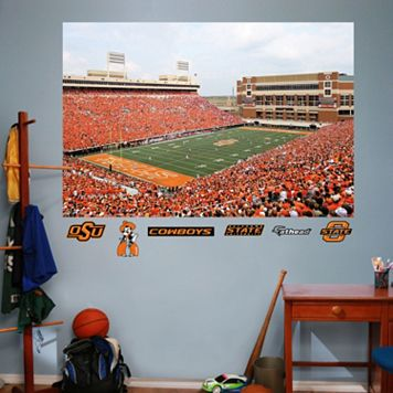 Fathead Oklahoma State Cowboys Boone-Pickens Stadium Wall Decals