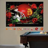Fathead USC Trojans Roses Mural Wall Decals