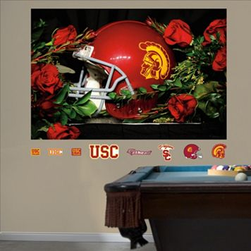 Fathead USC Trojans Roses Mural Wall Decals