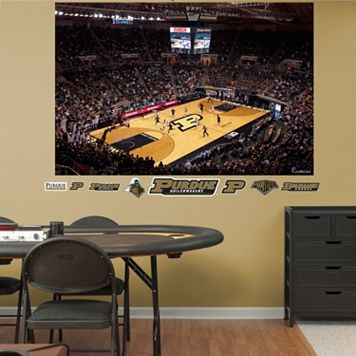 Fathead Purdue Boilermakers Arena Mural Wall Decals