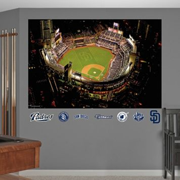 Fathead San Diego Padres Stadium Mural Wall Decals