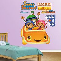 Fathead Team Umizoomi Car Wall Decals