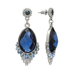 1928 Beaded Drop Earrings