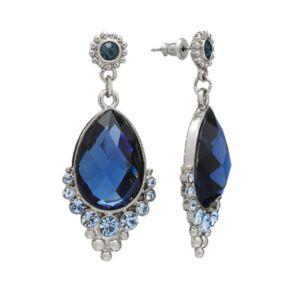 1928 Beaded Drop Earrings