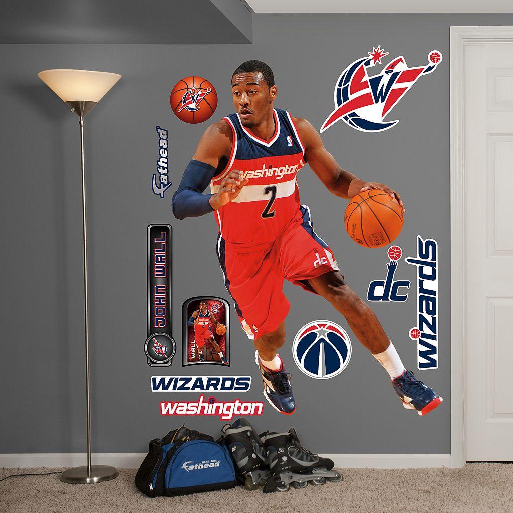 Fathead Washington Wizards John Wall Wall Decals
