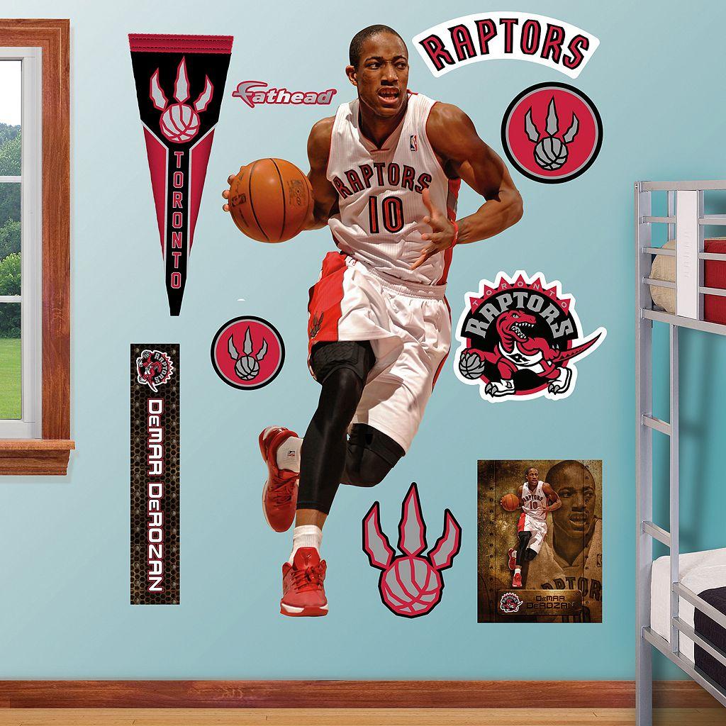 Fathead Toronto Raptors DeMar DeRozan Wall Decals
