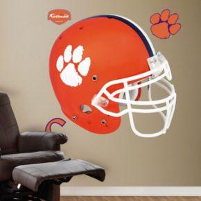 Fathead Clemson Tigers Helmet Wall Decals