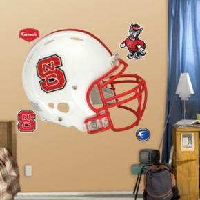 Fathead North Carolina State Wolfpack Helmet Wall Decals