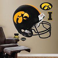 Fathead Iowa Hawkeyes Helmet Wall Decals