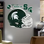 Fathead Michigan State Spartans Helmet Wall Decals