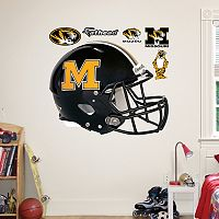 Fathead Missouri Tigers Helmet Wall Decals