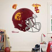 Fathead USC Trojans Helmet Wall Decals