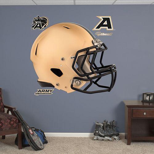 Fathead Army Black Knights Helmet Wall Decals