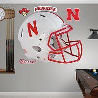 Fathead Nebraska Cornhuskers Helmet Wall Decals