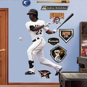 Fathead Pittsburgh Pirates Andrew McCutchen Wall Decals