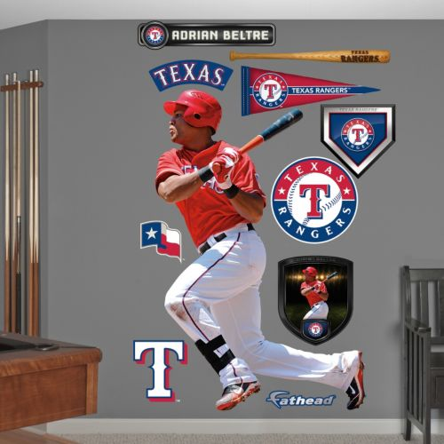 Fathead Texas Rangers Adrian B...