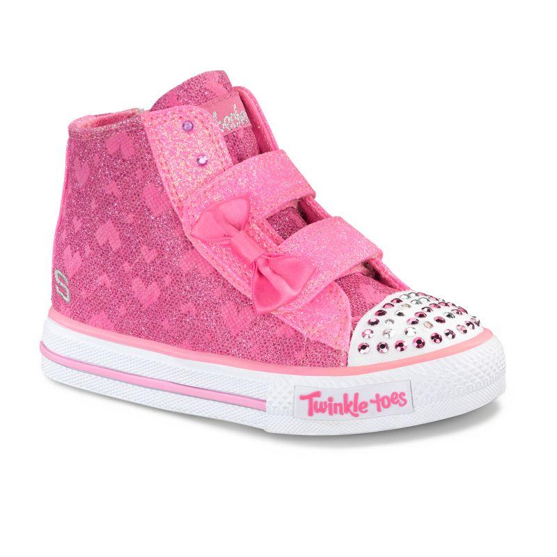 Converse Twinkle Toes Skechers Twinkle Toes Shuffles