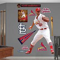 Fathead St. Louis Cardinals Adam Wainwright Wall Decals