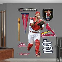 Fathead St. Louis Cardinals Yadier Molina Wall Decals