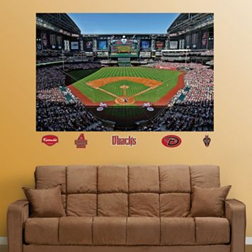 Fathead Arizona Diamondbacks Stadium Mural Wall Decals