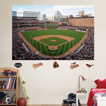 Fathead Baltimore Orioles Stadium Mural Wall Decals