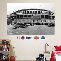Fathead Chicago Cubs Stadium Mural Wall Decals