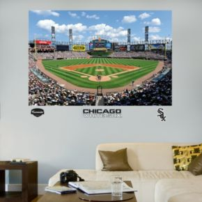 Fathead Chicago White Sox 4-Piece Stadium Mural Wall Decals