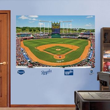 Fathead Kansas City Royals Stadium Mural Wall Decals
