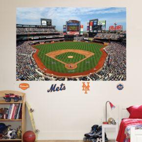 Fathead New York Mets Stadium Mural Wall Decals