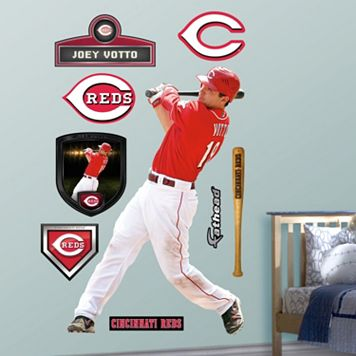 Fathead Cincinnati Reds Joey Votto Wall Decals