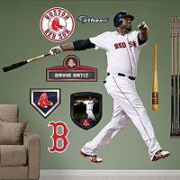 Fathead Boston Red Sox David Ortiz Wall Decals