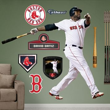 Fathead Boston Red Sox David Ortiz Wall Decals