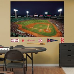 Fathead Boston Red Sox Stadium Mural Wall Decals