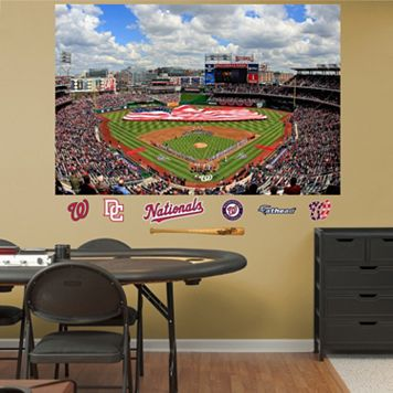 Fathead Washington Nationals Stadium Mural Wall Decals